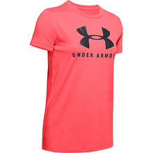 Under Armour Women's Graphic Sportstyle Classic Crew
