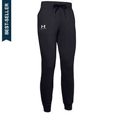 Under Armour Women's Rival Fleece Sportstyle Pant