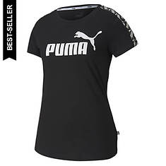PUMA Women's Amplified Tee Shirt