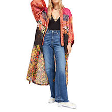 Free People Women's Young Love Kimono