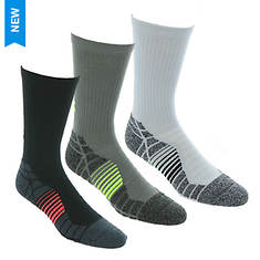 Under Armour Elevated Performance Crew 3-Pack Socks