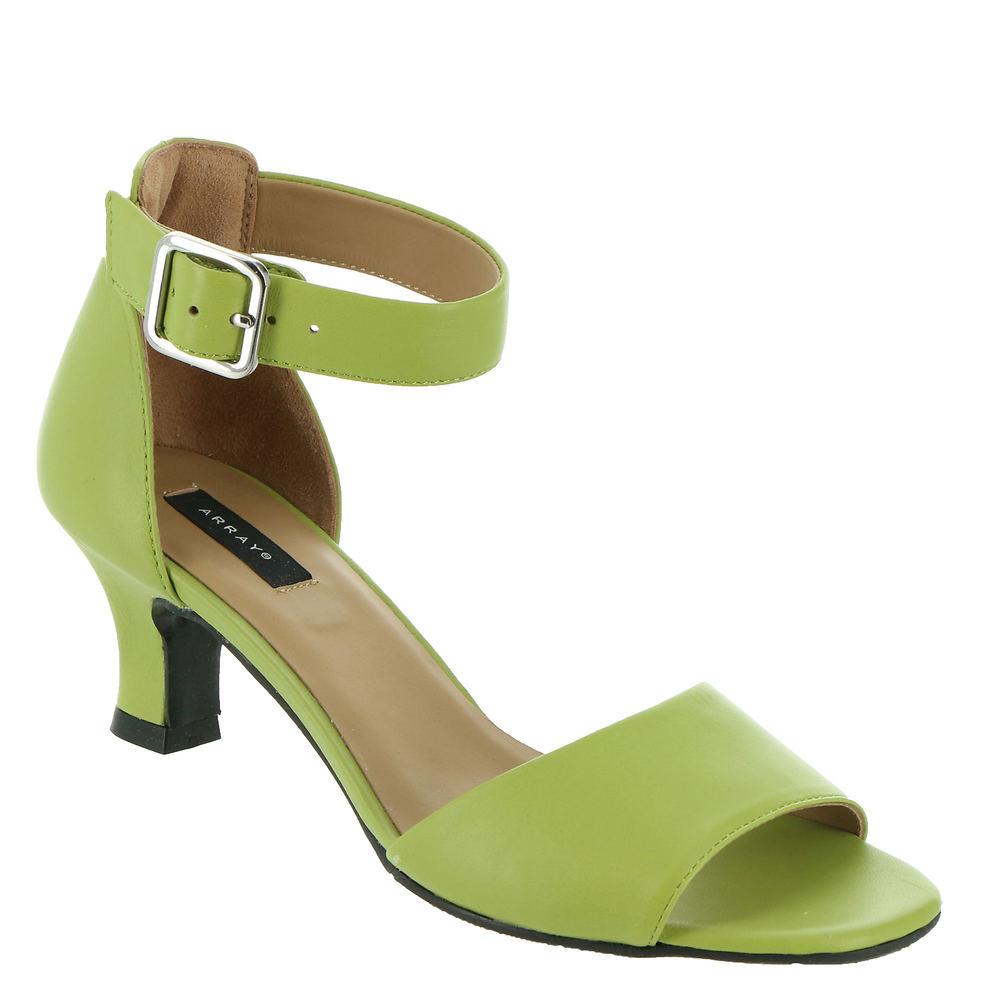 70s Shoes, Platforms, Boots, Heels | 1970s Shoes ARRAY Praise Womens Green Pump 12 M $79.95 AT vintagedancer.com