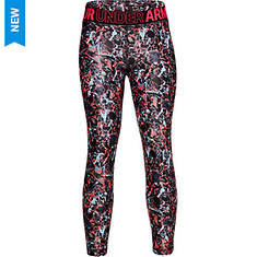 Under Armour Girls' Armour HG Printed Crop