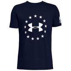 Under Armour Boys' Freedom Logo T