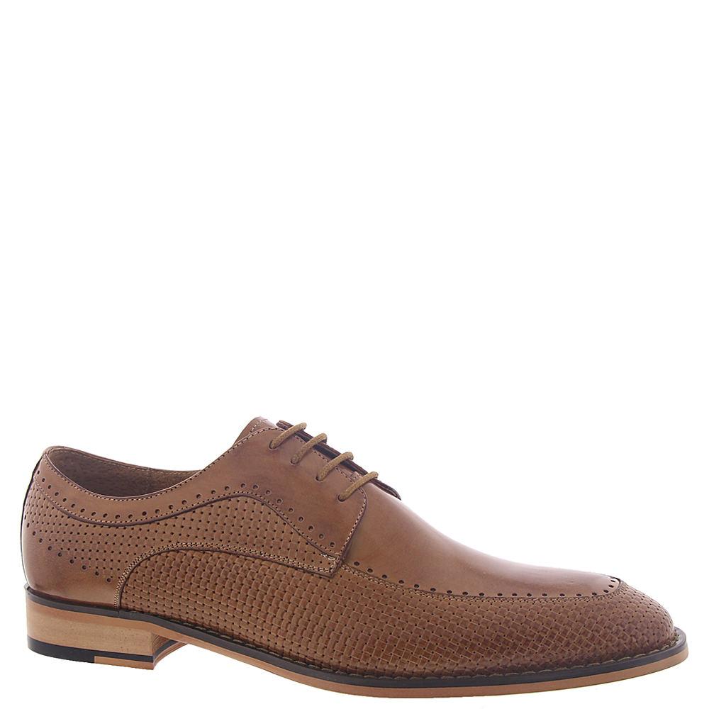 Mens Vintage Shoes, Boots | Retro Shoes & Boots Stacy Adams Platon Mens Tan Oxford 13 M $74.99 AT vintagedancer.com