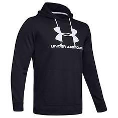 Under Armour Men's Sportstyle Terry Logo Hoodie