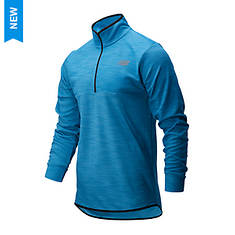 New Balance Men's Tenacity Quarter-Zip Athletic Top