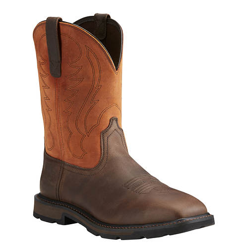 Ariat Groundbreaker Square Toe Steel Toe (Men's)