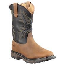 Ariat WorkHog Square Toe H2O Steel Toe (Men's)