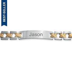 2-Tone ID Bracelet