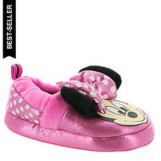 Disney Minnie Mouse Slipper CH64062 (Girls' Toddler)