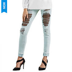 Fishnet Destructed Jean