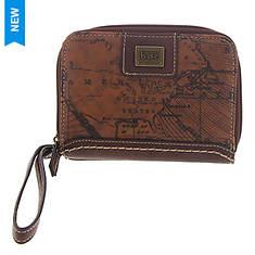 BOC Voyage Square Zip Wallet