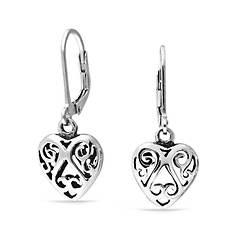 Wild Hearts Dangle Earrings