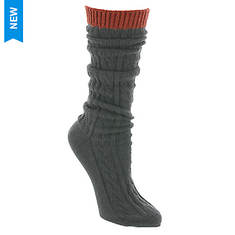 Free People Women's Koda Cable Slouchy Socks
