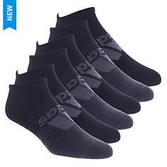 adidas Men's Superlite BoS 6-Pack No-Show Socks