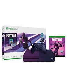 Xbox One 1TB Console - Fortnite Bundle