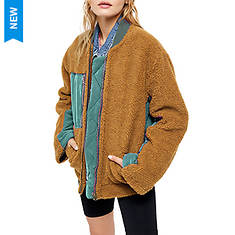 Free People Women's Rivington Sherpa Jacket