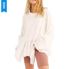 Free People Women's Gold Duster Pullover