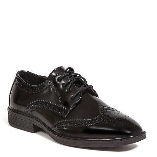 Deer Stags Taro Jr Classic Wingtip Oxford (Boys' Toddler-Youth)