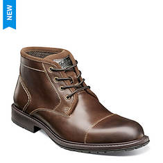 Florsheim Vandall Cap Toe Lace Up Boot (Men's)