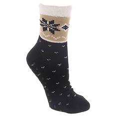 Steve Madden Women's SM46522 1PK Cabin Socks
