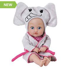 adora Dolls Adora 8.5'' BathTime Tot - Elephant