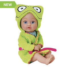 adora Dolls Adora 8.5'' BathTime Tot - Frog