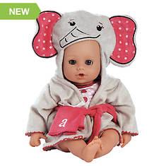 adora Dolls-Adora 13'' BathTime Baby-Elephant