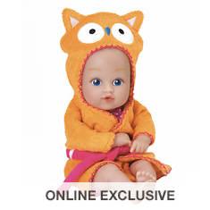 adora Dolls Adora 8.5'' BathTime Tot - Owl
