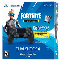 PS4 Fortnite Neo Versa DS4 Controller Bundle