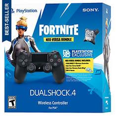 PS4 Fortnite Neo Versa DS4 Controller Bundle