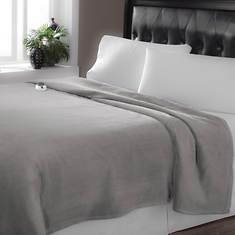 Serta Luxe Plush Warming Blanket