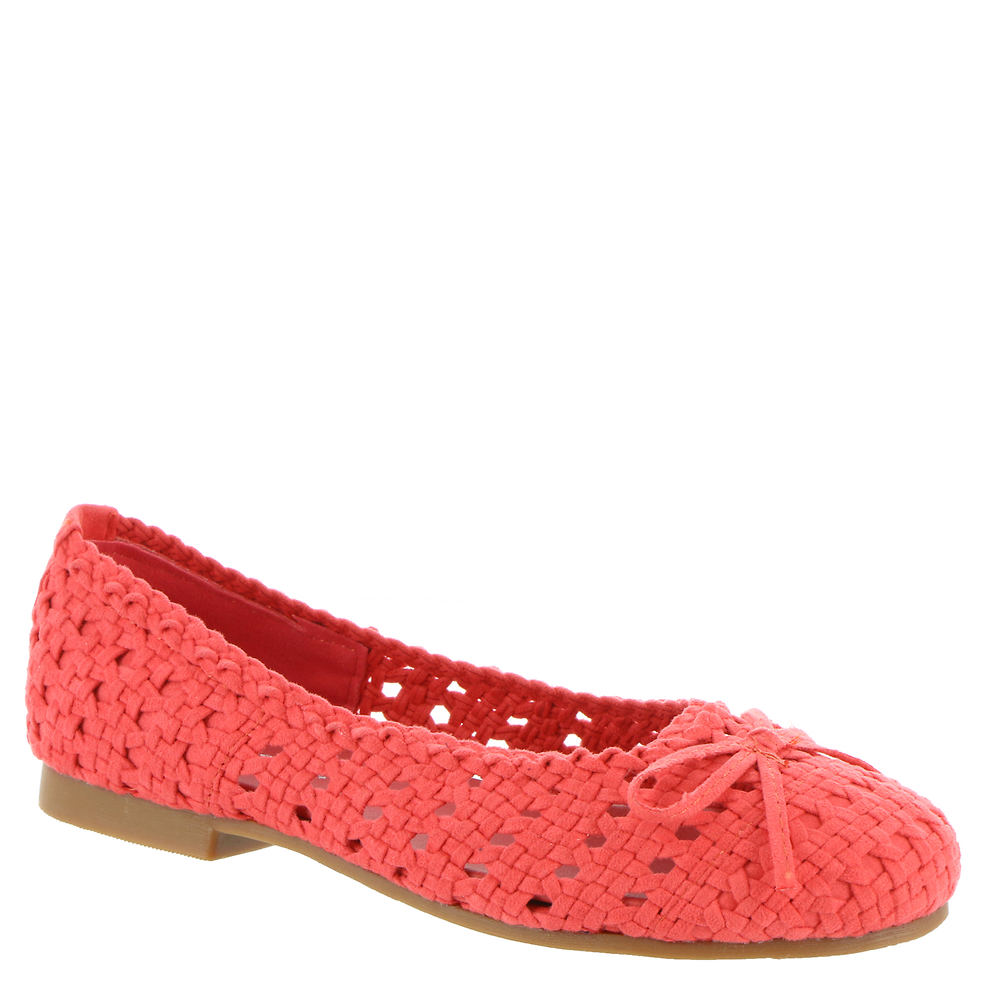 80s Shoes, Sneakers, Jelly flats Masseys Dawn Womens Pink Slip On 9 M $69.95 AT vintagedancer.com