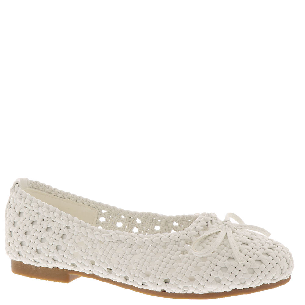 80s Shoes, Sneakers, Jelly flats Masseys Dawn Womens White Slip On 9.5 M $69.95 AT vintagedancer.com