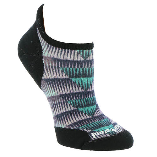 Smartwool Women's PhD Run Light Elite Chevron Micro Socks