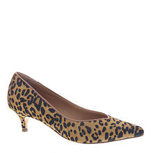 Vionic with Orthaheel Josie Leopard (Women's)