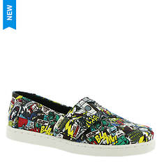 TOMS Marvel Alpargata Tiny (Boys' Infant-Toddler)