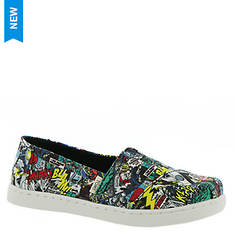 TOMS Marvel Alpargata (Boys' Toddler-Youth)