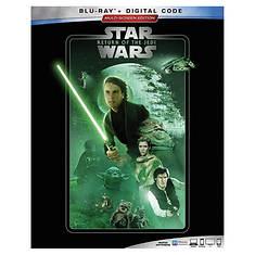 Star Wars: Episode VI: Return oof the Jedi (Blu-Ray)