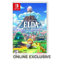 Nintendo SWITCH Legend of Zelda Link's Awakening