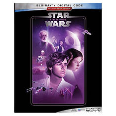 Star Wars: Episode IV: A New Hope (Blu-Ray)