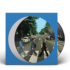 Beatles: Abbey Road Anniversary (Limited Edition Picture Disc) (Vinyl LP)