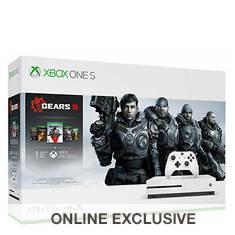 Xbox One S 1TB  Gears of War 5 Bundle