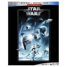 Star Wars: Episoe V: The Empire Strikes Back (Blu-Ray)