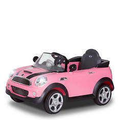 Mini Cooper Ride-On Vehicle