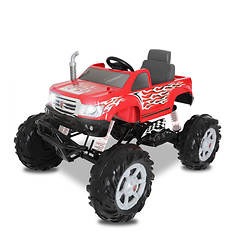 24-Volt Monster Truck Ride-On