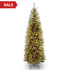 7' Kingswood Fir Tree with Lights