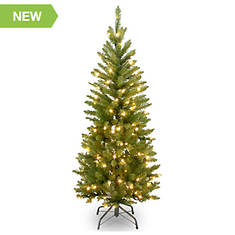 4.5' Kingswood Fir Tree with Lights