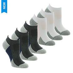 Skechers Women's S113467 Low Cut 6 Pack Socks